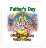 Father's Day Pooja
